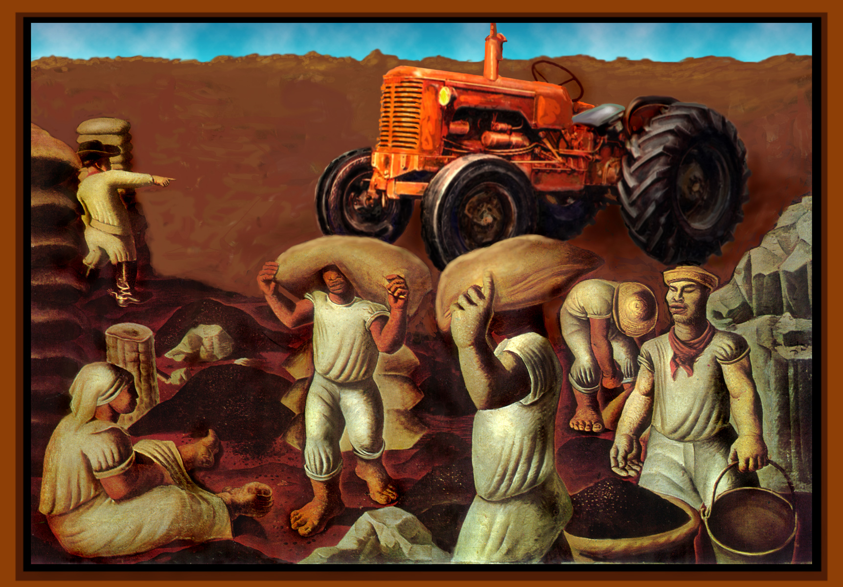 Still the agrarian problem