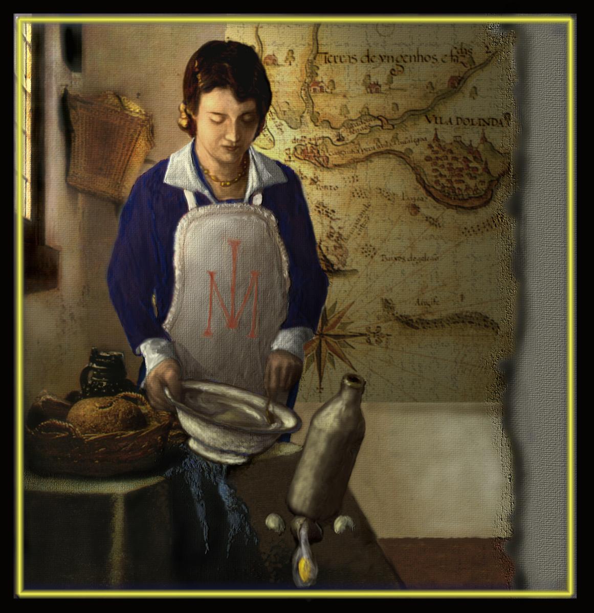False Vermeer