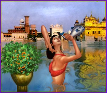 Faustine na India
