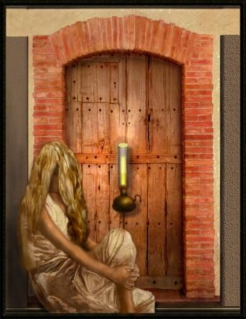 A porta de marcel