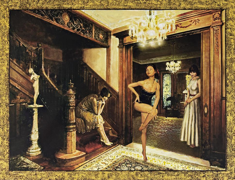 The house of Edith Wharton