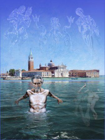 Ezra leaves Venice