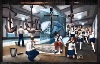 O Show de Moby Dick