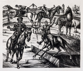 Acidente de equitação